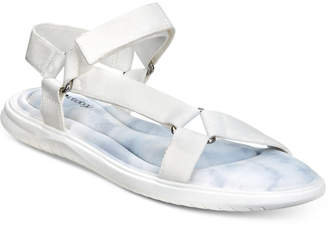 Ideology Darceyy Flat Sandals, Created for Macy's Women's Shoes