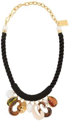Lizzie Fortunato Piazza necklace
