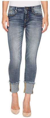 Miss Me Ankle Skinny Jeans in Vintage Blue Women's Jeans