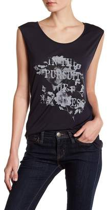 Haute Hippie In the Pursuit of Happiness Tank Top