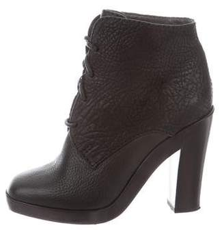 Reed Krakoff Lace-Up Ankle Boots