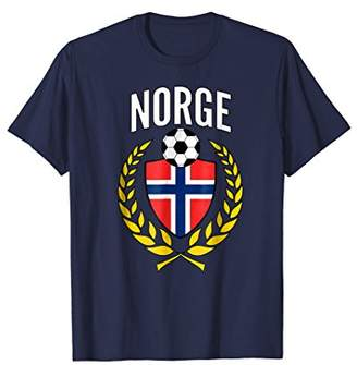 Norway Soccer Jersey Football Fan Support