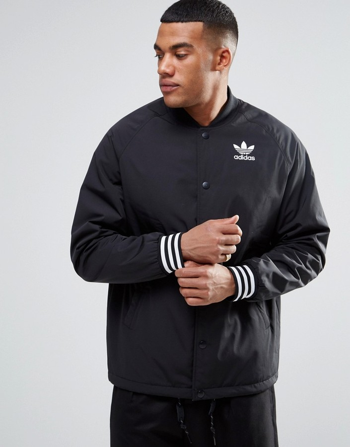 adidas Originals Embroidered Superstar Jacket AY9132