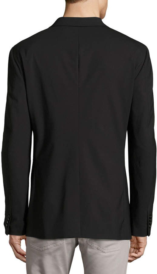Theory Wellar New Tailor Blazer, Black 3