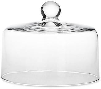 Mosser Glass Blown Glass Cake Dome