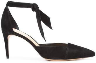 Alexandre Birman pointed bow pumps