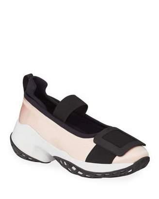 Roger Vivier Viv' Run Ball Sneakers