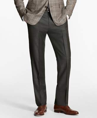 Brooks Brothers Regent Fit Stretch Wool Trousers