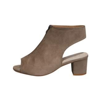446ac10019b14 Ladies Grey Heeled Sandals - ShopStyle Canada