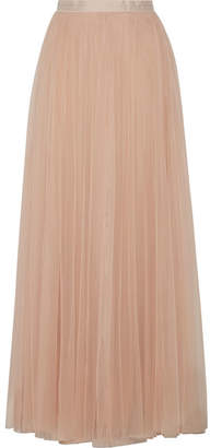 Needle & Thread Tulle Maxi Skirt - Blush
