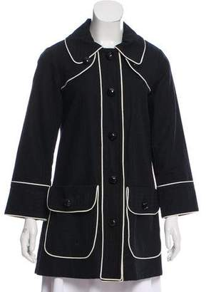 Marc by Marc Jacobs Long Sleeve Short Coat