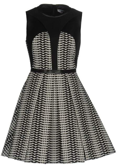 MANUEL FACCHINI Kurzes Kleid