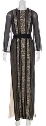 Alice + Olivia Kye Lace Dress w/ Tags Black Kye Lace Dress w/ Tags