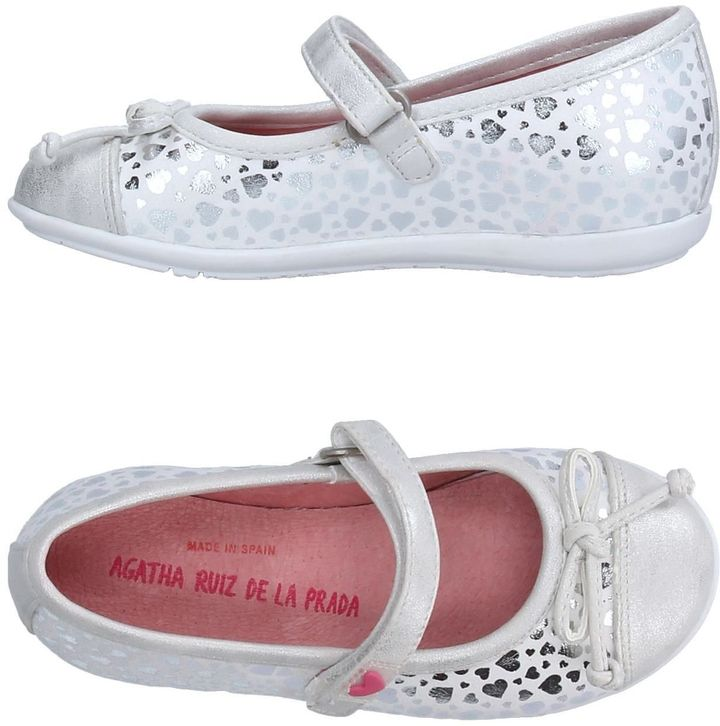 Agatha Ruiz De La PradaAGATHA RUIZ DE LA PRADA Ballet flats