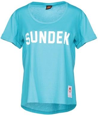 Sundek T-shirts - Item 12243692CC