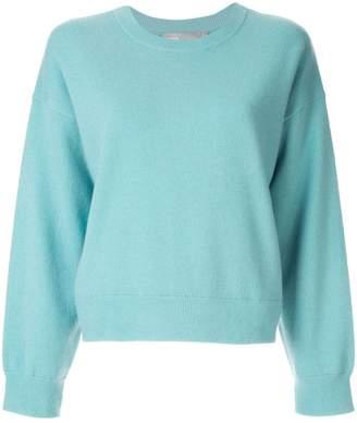 Vince short cashmere sweater
