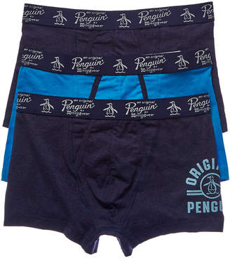 Original Penguin Set Of 3 Trunk
