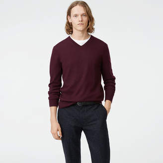 Club Monaco Merino V-Neck Sweater