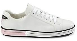 Prada Women's Low-Top Leather Sneakers