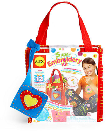 Alex Super Embroidery Kit