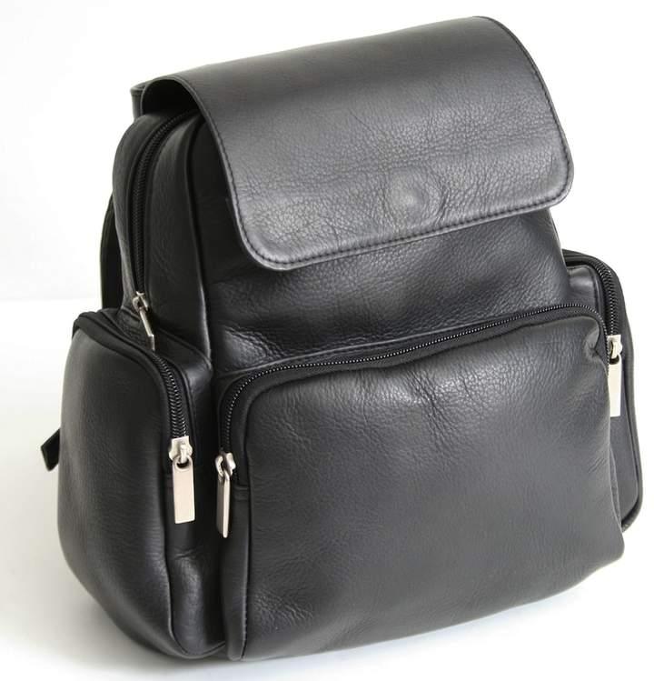 Royce Leather Vaquetta Knapsack