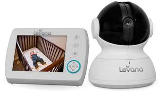 Levana Astra 3.5-in. Pan, Tilt & Zoom Digital Video Baby Monitor