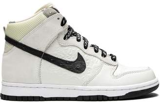 Nike Dunk High stussy world tour hi-top trainers