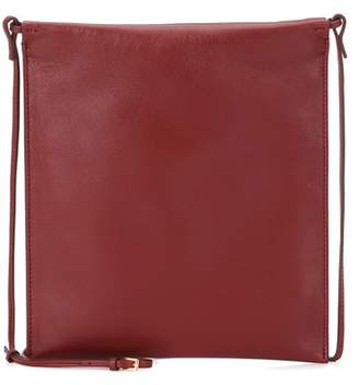 The Row Large Medicine Pouch leather shoulder bag
