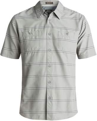 Quiksilver Wake Stripe Shirt - Men's