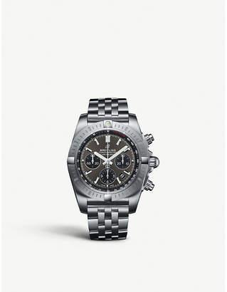 Breitling AB0115101F1A1 Chronograph 44 steel watch