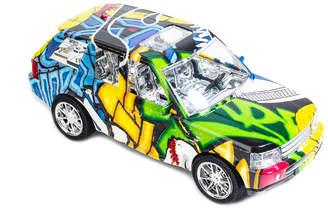 Yuka Tattoo Design Series Suv Decorative Toy Car