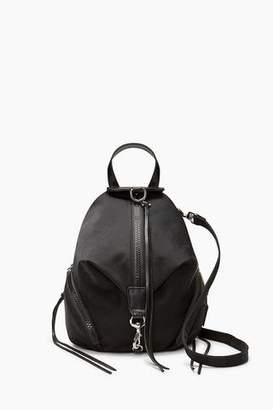 Rebecca Minkoff Convertible Mini Julian Nylon Backpack
