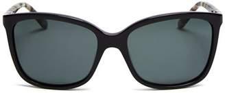 Kate Spade Women's Kasie Polarized Sunglasses, 55mm
