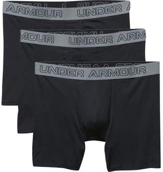 Under Armour Charged Cotton Boxer Brief - 3-Pack - Men's