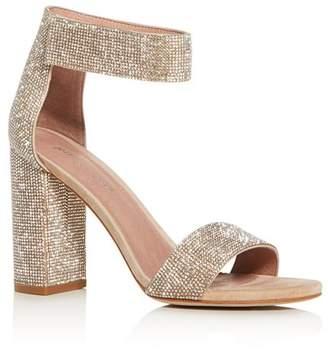 Jeffrey Campbell Women's Ankle-Strap Block High-Heel Sandals