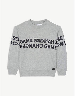 Molo Game Changer cotton jumper