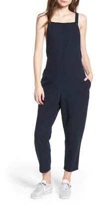 AG Jeans Darcy Tie Back Jumpsuit