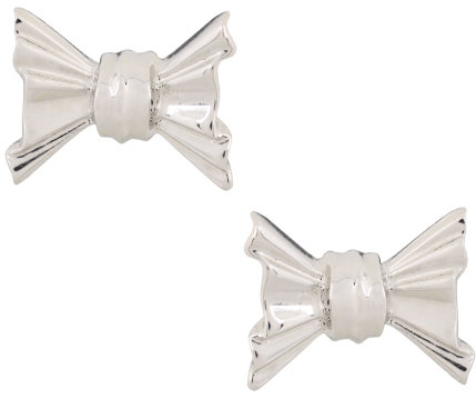 Ted Baker Double Bow Stud Earrings (+)