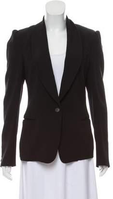 Michael Kors Structured Silk Blazer