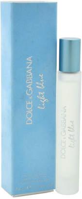 Dolce & Gabbana Women's Light Blue 0.25Oz Eau De Toilette Rollerball
