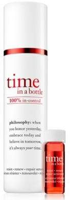 philosophy Time in a Bottle 100 Percent In-Control