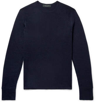 Rag & Bone Gregory Slim-Fit Merino Wool-Blend Sweater