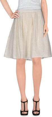 Joie Knee length skirts