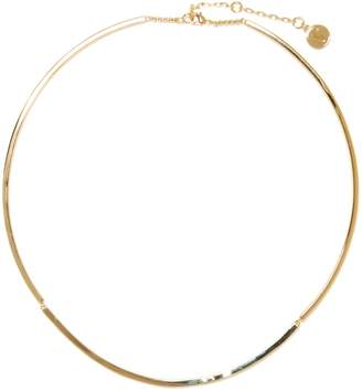 Vince Camuto Goldtone Pave Collar