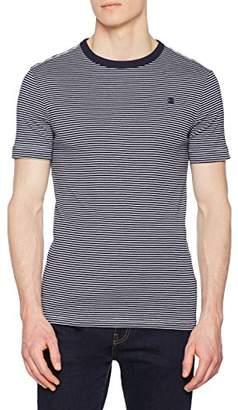 G Star Men's Ciaran Stripe R T S/s T-Shirt