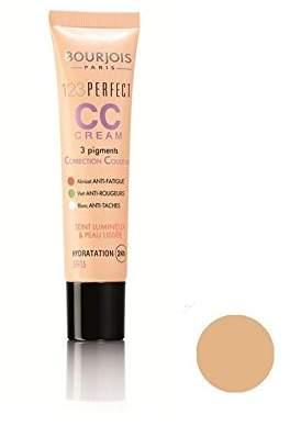 Bourjois 123 Perfect Colour Correcting cream Rose Beige (Pack of 2)