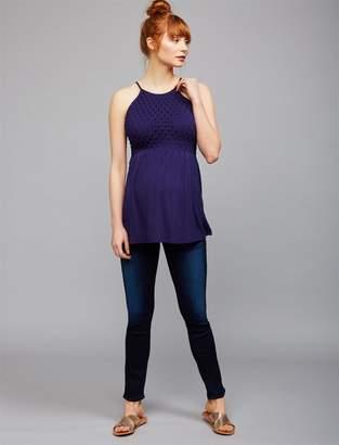 AG Jeans Secret Fit Belly Stilt Cigarette Maternity Jeans
