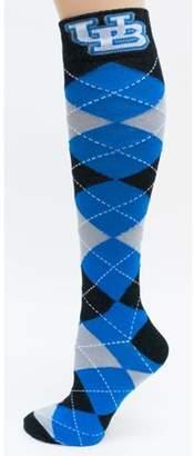 Buffalo David Bitton Donegal Bay University of Bulls Argyle Dress Sock