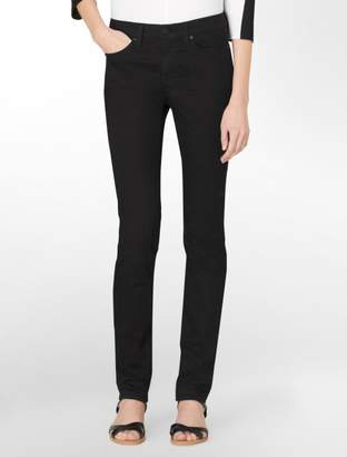 Calvin Klein ultimate skinny leg black wash jeans