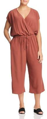 Eileen Fisher Plus Wide Leg Jumpsuit